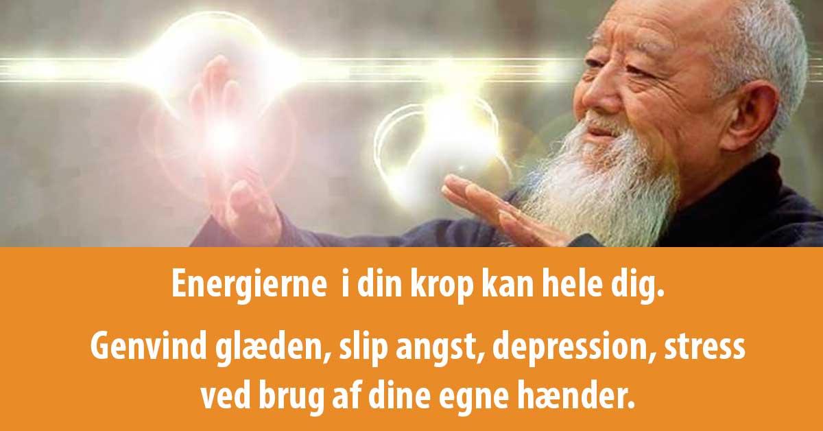 Kursus: Hjælp dig selv med Energi Terapi, København