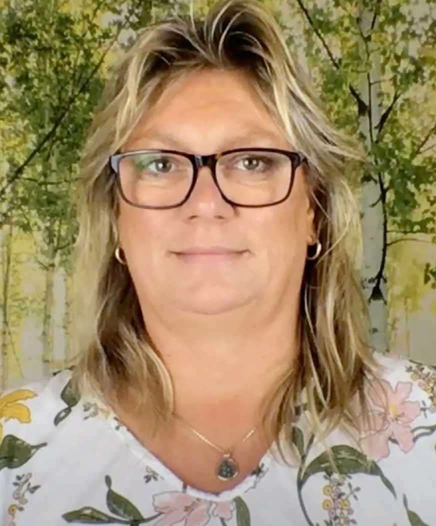 Marianne Jacobsen, energi-terapi