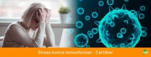 Stress kontra immunforsvar