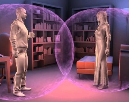 energi kommunikation mellem mennekser