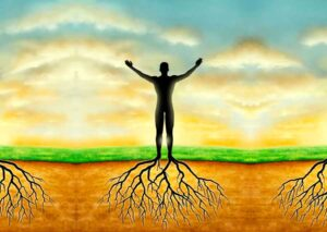 grounding jordforbindelse meditation